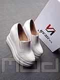 Женские обувь на танкетке, фото 3