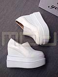 Женские обувь на танкетке, фото 4