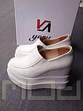 Женские обувь на танкетке, фото 5