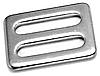 Нержавеющая пряжка для плоских строп