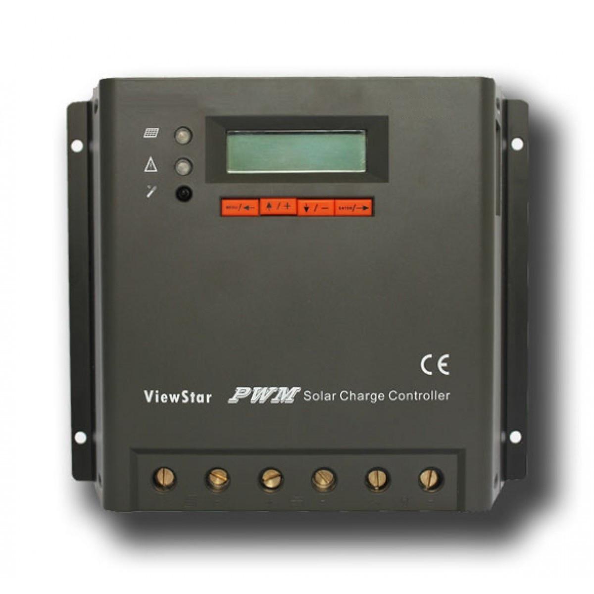 Контроллер заряда EPSOLAR VS6048BN, 60A 12/24/36/48В