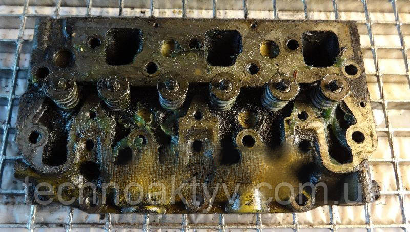 Головка блока цилиндров Caterpillar C1.1