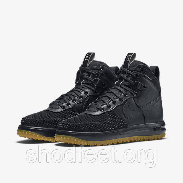Кроссовки Nike Lunar Force 1 Black