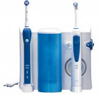 Ирригатор Braun OC 20 Oral-B Professional Care 8500 DLX OxyJet Center