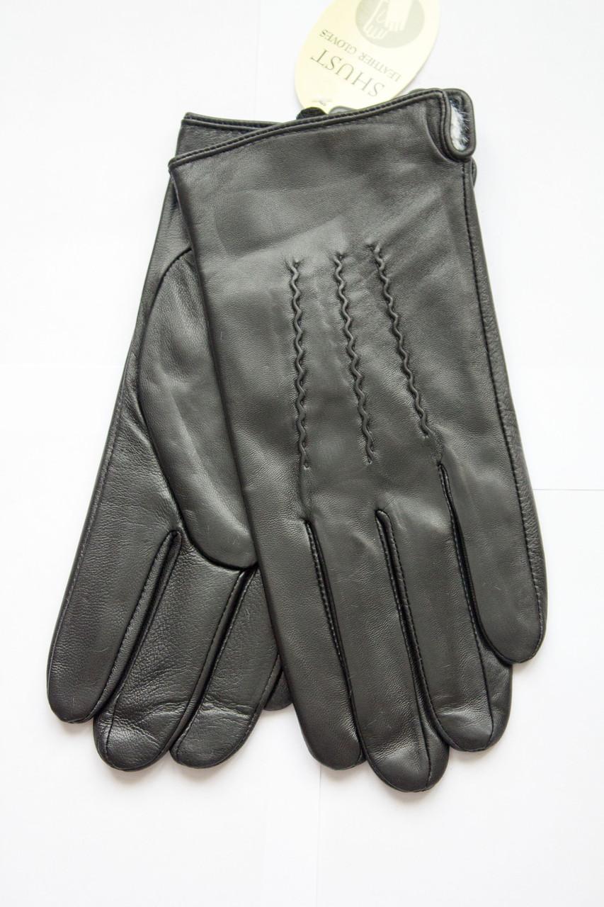 Мужские перчатки из козы Большие
