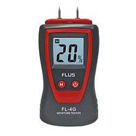 Влагомер древесины игольчатый FLUS FL-4G