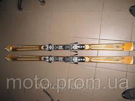 Лыжи карвинговые Elan Titanium  170 см.