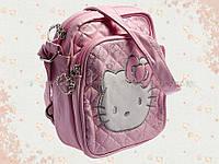 """Cумка детская  """" Hello Kitty """" 9076 розовая"""