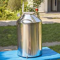 """Домашний автоклав для приготовления тушонки и консервации """"МЕГА-30"""". Отличное качество. Код: КГ77"""