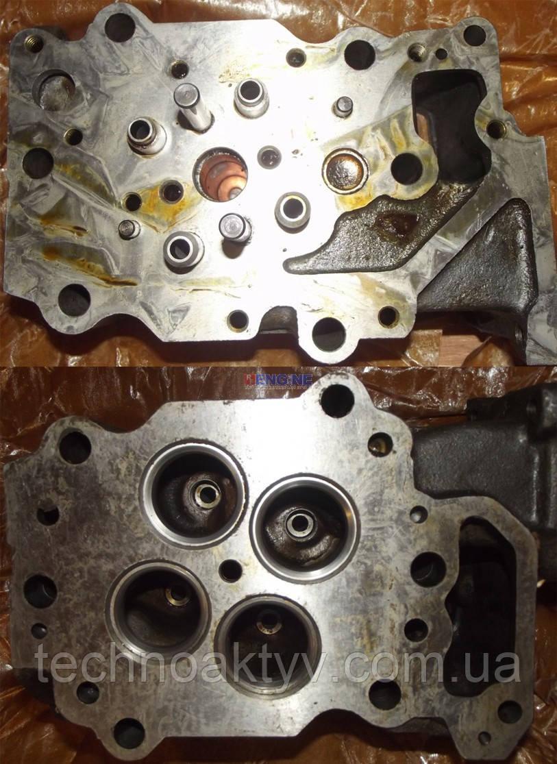 Головка блока цилиндров Komatsu SA6D125-1