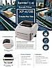 Принтер этикеток Xprinter 470 (штрих кодов) и чеков