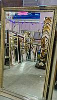 Зеркало в итальянском пластиковом багете 65мм