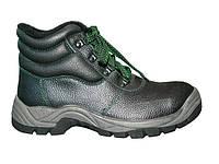 Ботинки BRG утеплённые 40, весна-осень, чёрный
