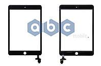 Сенсор Apple iPad mini 3 с черным стеклом  в комплекте