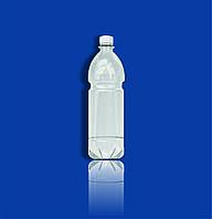 Бутылка пэт 0,5 л прозрачная