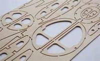 ЧПУ станок.Контурная фрезеровка  листовых материалов