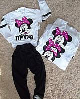 Детский костюм из интерлока Микки Маус