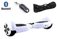 Гироскутер KRAFT FLEET 6.5 GK-6503 White (сумка в подарок!)