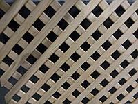 Решетка декоративная деревянная 3R  1500x800 мм (клен,ольха,дуб,бук)