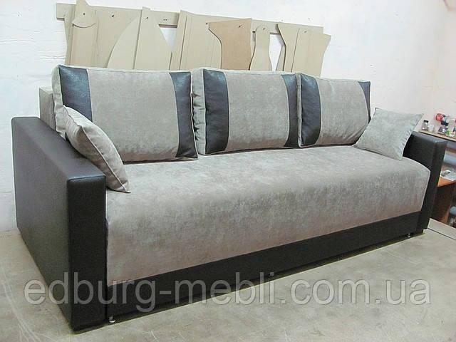 Спальный диван еврокнижка
