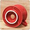 Пуровер Hario V60 02 Red Ceramic Dripper , фото 3