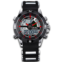 Weide WH1104 Red Rubber, фото 1