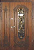 Двери входные с МДФ накладками 15