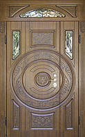 Двери входные с МДФ накладками 19