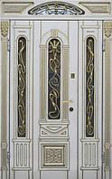 Двери входные с МДФ накладками 20