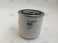 Фильтр масляный MANN ВАЗ 2101-07,Газель,Волга,УАЗ дв.406,4215,4216 (высокий) (пр-во MANN)