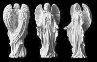 Скульптура ангела из искусственного мрамора № 4