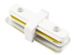 Коннектор LEDMAX к трековому шинопроводу прямой LED-M-0122