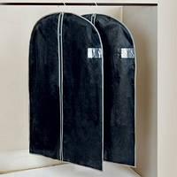Чохол для зберігання одягу 90см на блискавці