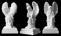 Скульптура ангела из искусственного мрамора № 14