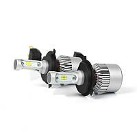 Светодиодные лампы Н4 12V-24V 8000 Lum (комплект)