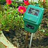 Измеритель влажности, освещенности и РН почвы, модель D0050