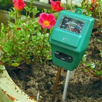 Измеритель влажности, освещенности и РН почвы, модель D0050, фото 1