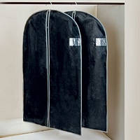 Чохол для зберігання одягу 137см на блискавці