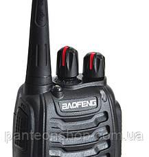 Радіостанція BAOFENG BF-888S з гарнітурою, фото 3