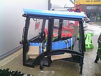 Тракторная кабина к МТЗ, польская, синяя