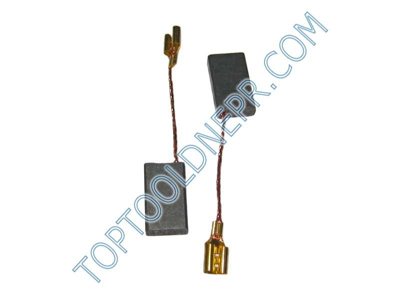 Угольная щетка 6х12 Фиолент 230 - TopToolDnepr в Днепре