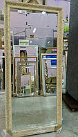 Зеркало в пластиковом итальянском багете 65мм