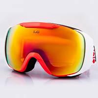 Маска (очки) горнолыжные LEGEND LG0059