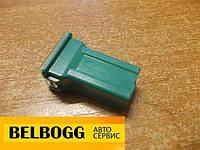 Предохранитель 40А зеленого цвета Chery QQ, Чери КуКу, Чері Куку, Кьюкью