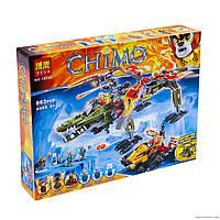"Конструктор Chimo аналог (LEGO Chima) ""Спасение короля Кроминуса"""