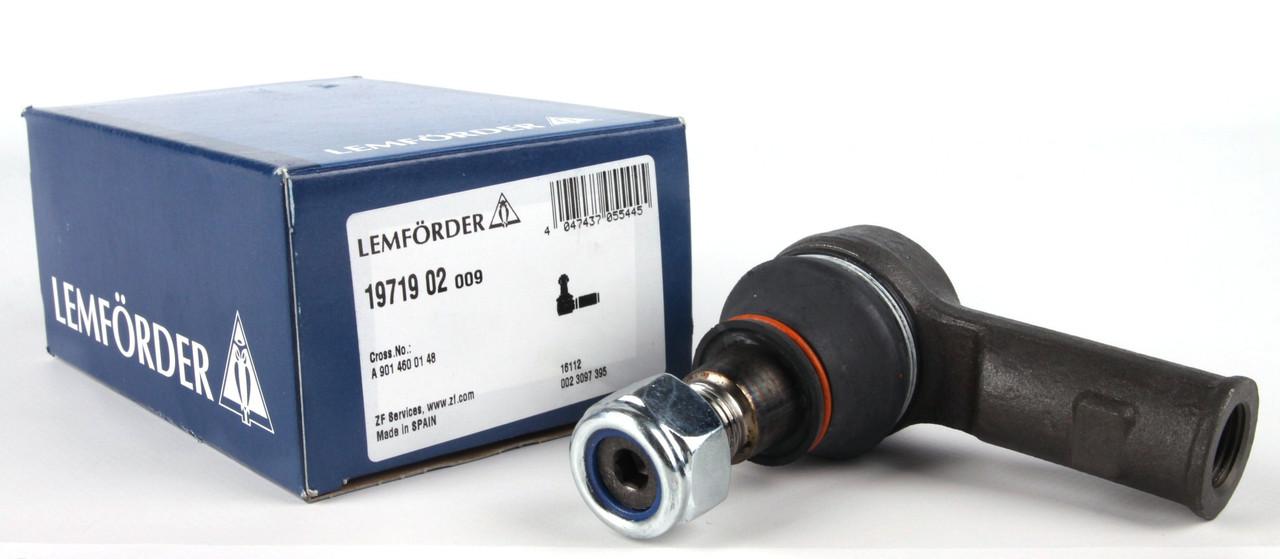Наконечник рулевой тяги MB Sprinter/VW LT 96-06 Lemforder