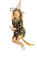 Костюм Ведьмы: платье и шляпа.