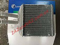 Радиатор отопителя печки Ланос Lanos Сенс Sens Luzar Россия алюминиево-паянный LRh CHLs97149