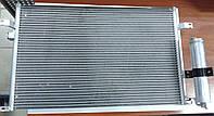 Радиатор кондиционера Лачетти 1,6-1,8 с ресивером, 96484931