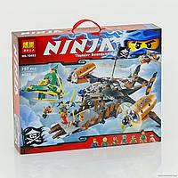"""Конструктор Bela Ninja аналог (LEGO NINJAGO) """"Цитадель несчастья"""""""